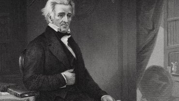 Who Did Andrew Jackson Run Against?
