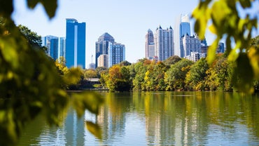 When Did Atlanta Become the Capital of Georgia?
