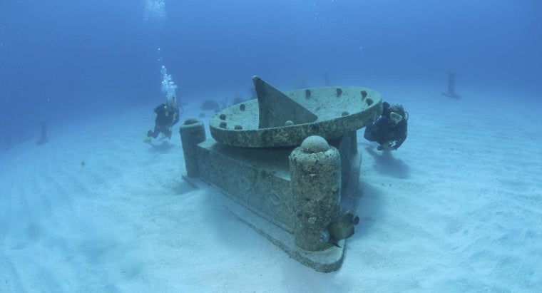 did-atlantis-sink