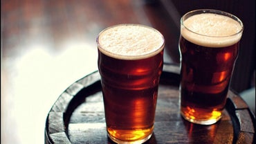When Did Beer Flood the Streets of London?
