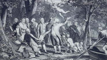 What Did Ben Franklin Do in the Revolutionary War?