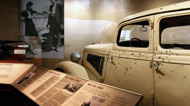 Where Did Bonnie and Clyde Die?