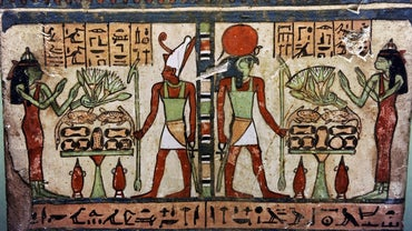 Where Did Egyptians Apply Tattoos?