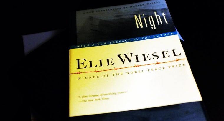 did-elie-wiesel-call-his-book-night