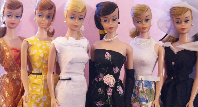 did-first-barbie-doll-come-out