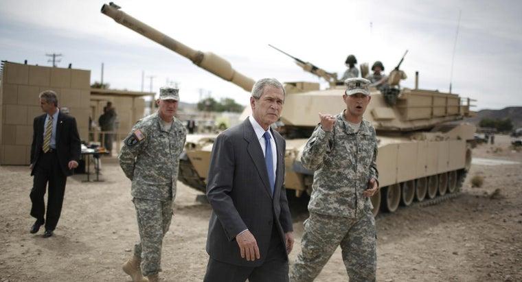 did-george-w-bush-declare-war-iraq
