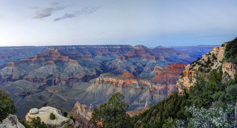 did-grand-canyon-form