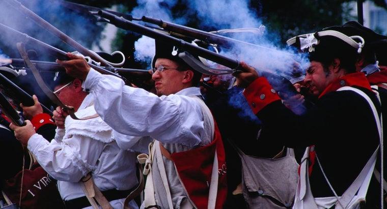 did-gunsmiths-make-during-colonial-times