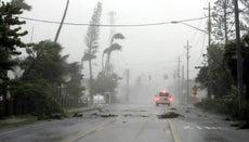 When Did Hurricane Wilma Hit Florida?
