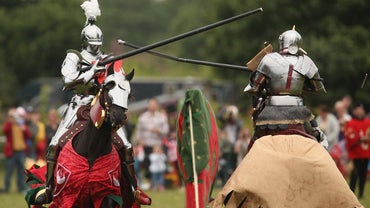 Where Did Knights Live in the Middle Ages?