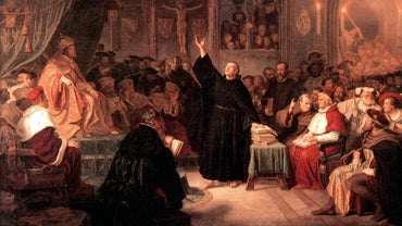 What Did Martin Luther Believe In?