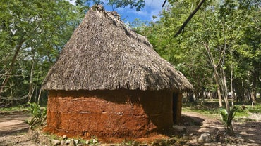 How Did the Mayans Make Their Shelter?