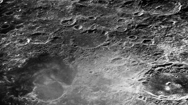 How Did the Moon Get Its Craters?