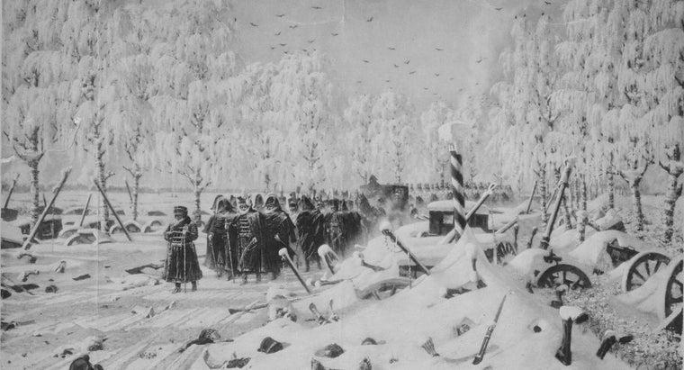 did-napoleon-invade-russia