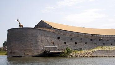 Where Did Noah Live?