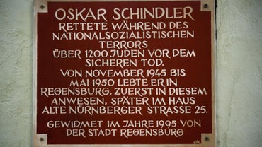 How Did Oskar Schindler Die?