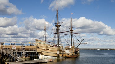 What Did the Pilgrims Eat on the Mayflower?