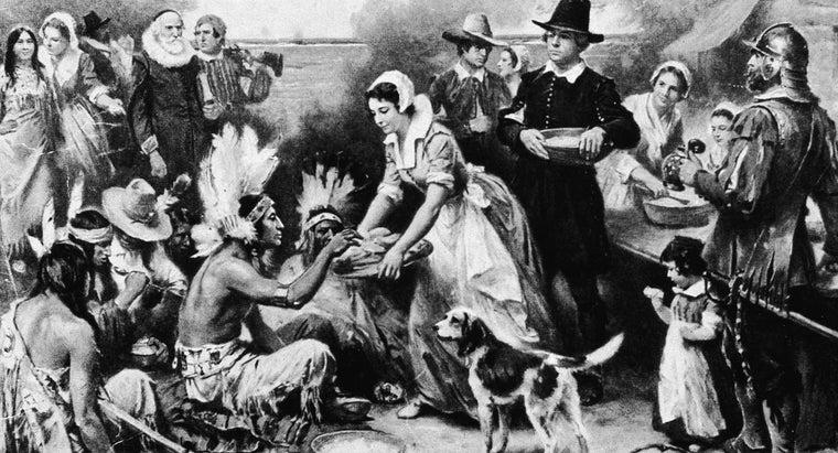 did-pilgrims-native-americans-meet