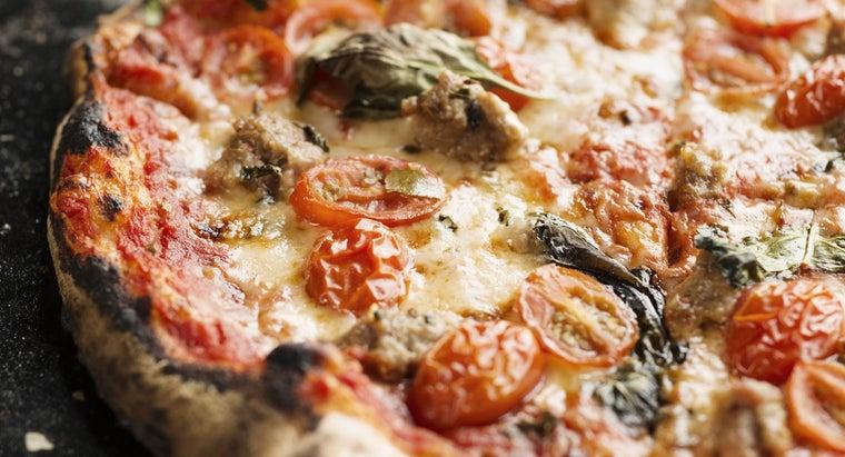 did-pizza-come-originally