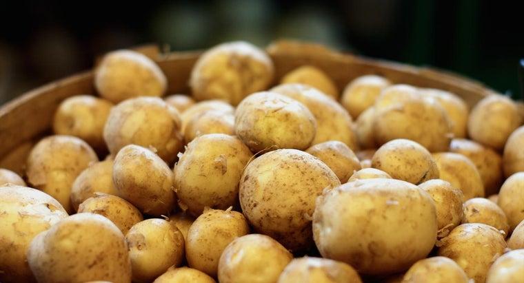 did-potatoes-originate