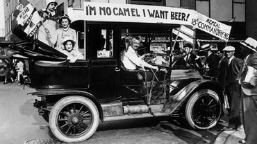 Why Did Prohibition Start?