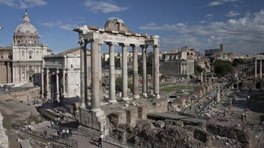 Where Did the Romans Live?