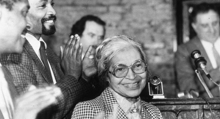 did-rosa-parks-college