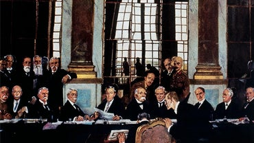 What Did the Treaty of Versailles Do?