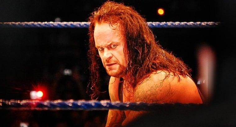 did-undertaker-die