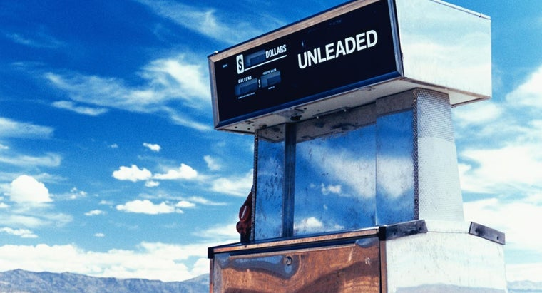 did-unleaded-gas-start