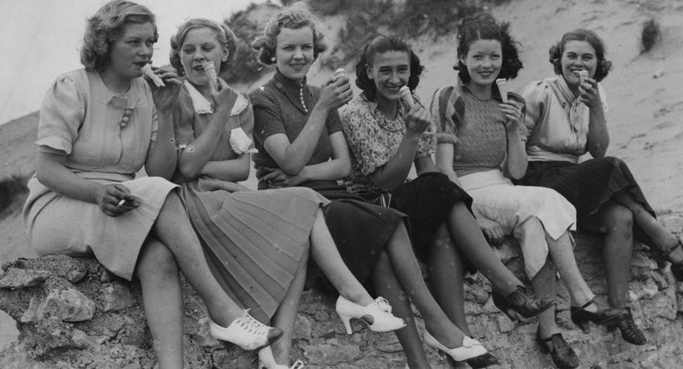 did-women-wear-during-1930s