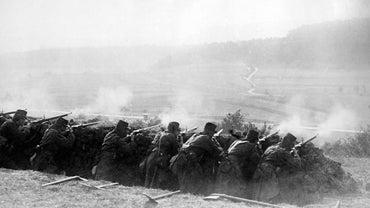 Where Did WW1 Take Place?