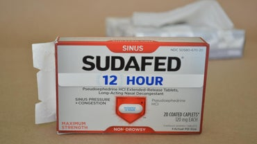 What Is the Difference Between Sudafed and Sudafed PE?