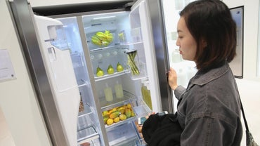 What Are Some Different Two-Door Refrigerator and Freezers?