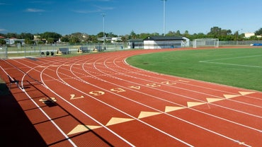 What Are the Dimensions of a Running Track?