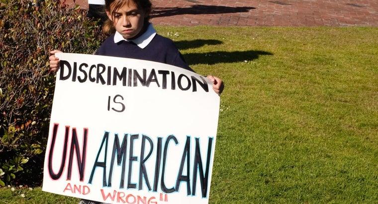 discrimination-mean