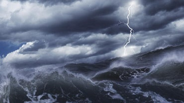 Why Don't All the Fish Die When Lightning Hits the Sea?