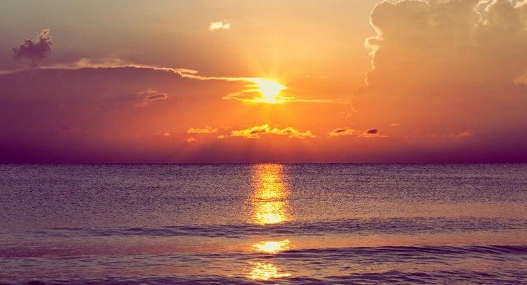 draw-sunset