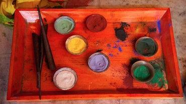 How Do You Dye Sand?