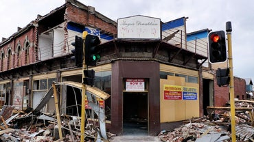 How Does an Earthquake Form?
