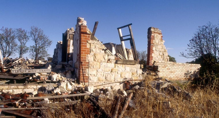 earthquakes-effect-environment
