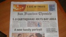 When Do Earthquakes Occur?
