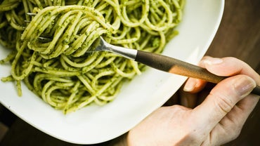 What Is an Easy Recipe for Pesto Using Dried Basil?