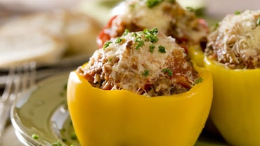 What Is an Easy Recipe for Stuffed Peppers?