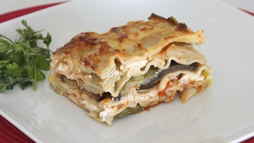 What Are Some Easy Recipes for Eggplant Lasagna?