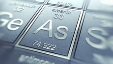 What Is the Electron Configuration of Arsenic?