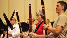 What Are Some Examples of Double-Reed Instruments?