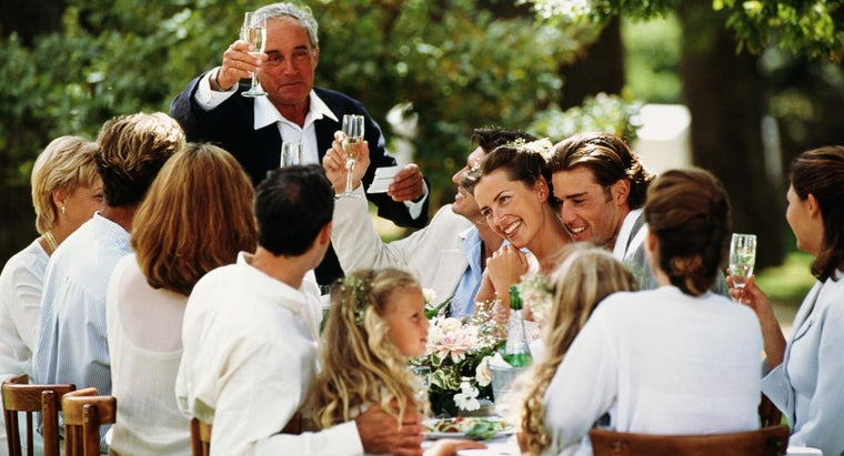 Father Of The Bride Speech Content: What Are Examples Of Father Of The Bride Speeches