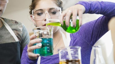 What Are Examples of Full Science Fair Projects?