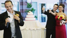 What Are Some Examples of Funny Wedding Advice?